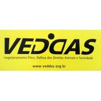 Adesivo Oficial VEDDAS (Amarelo)