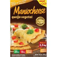 Maniocheese Premium: 20% de queijo + sal do Himalaia